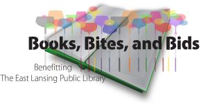 Books, Bites, and Bids Annual Library Fundraiser