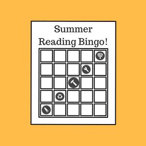 Summer Reading Bingo!