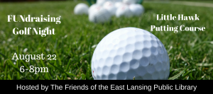 FUNdraising Golf Night - Friends Fundraiser