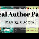 Local Author Panel May 23, 6:30pm