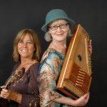 Wanda Degen & Kay Rinker-O'Neil are The Catbird Seat, a folk music duo