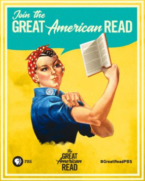 Join the Great American Read at PBS.com