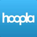 hoopla digital collection logo