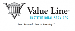 Logo for Value Line - Smart Research. Smarter Investing