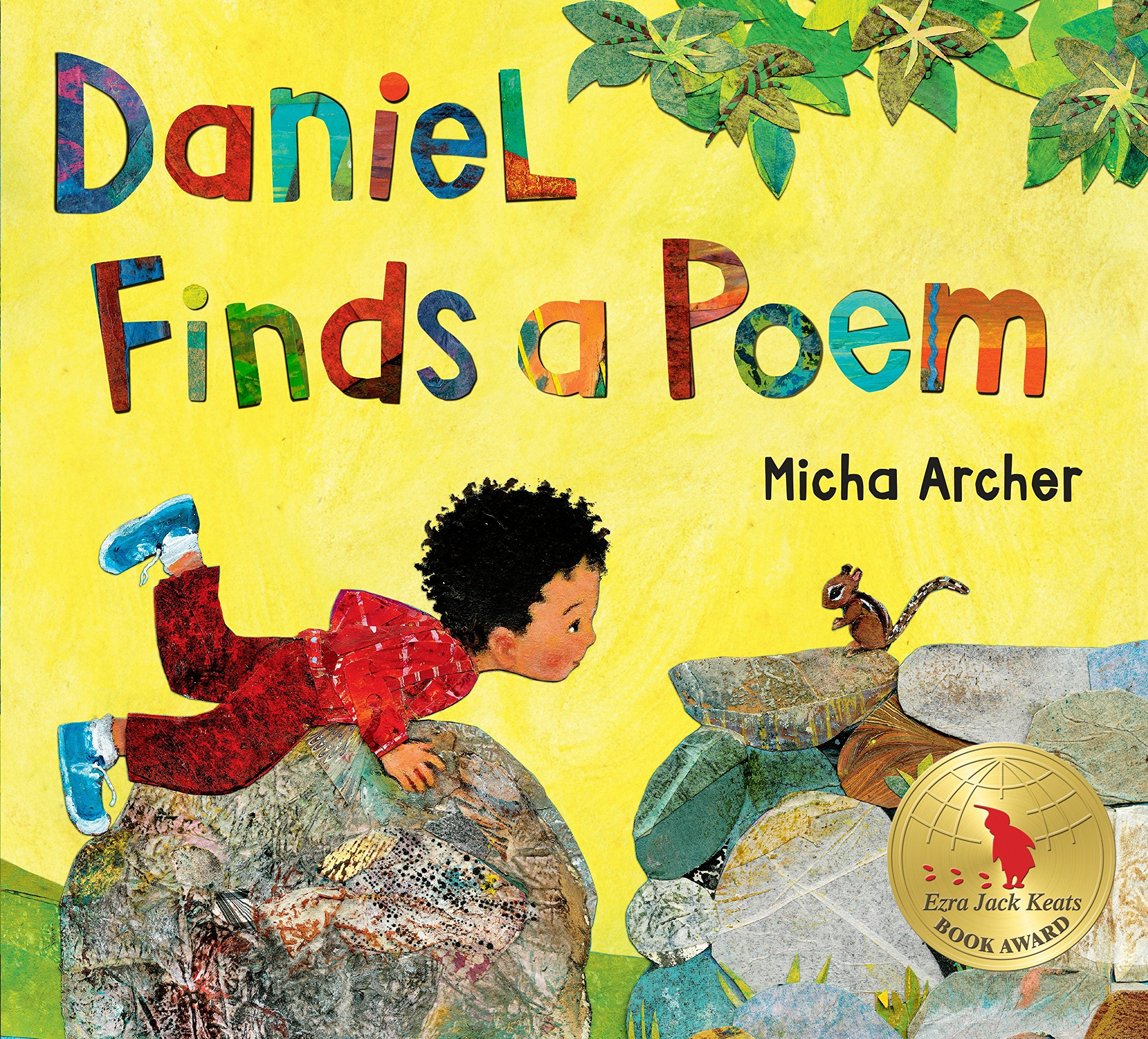 Daniel Finds a Poem written and illustrated by Micha Archer